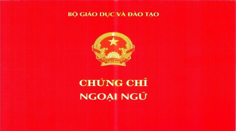 Chứng chỉ ngoại ngứ 2 - Chứng chỉ Tiếng Trung